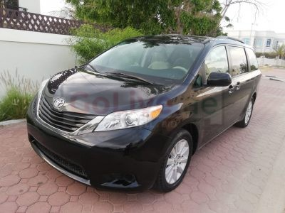 TOYOTA SIENNA 2014,LE,AWD, V6 FULLY AUTOMATIC,FRESH IMPORT,PERFECT CONDITION,CUSTOM PAPERS