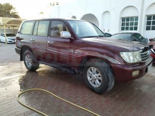 TOYOTA LAND CRUSIER 1998 SUV FOR SALE — V8 ENGINE FOR SALE