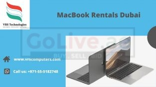 MacBook Rentals in Dubai at VRS Technologies LLC