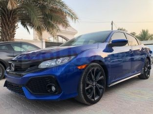 HONDA CIVIC 2017 , SPORTS EDITION , FRESH IMPORT , PERFECT CONDITION