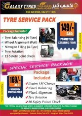 Special Car Service Package