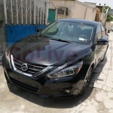 NISSAN ALTIMA SL 2017,TOP OF THE LINE,FRESH IMPORT,SUNROOF,LEATHER SEATS