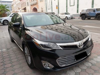 TOYOTA AVALON 2013,XLE HYBRID,04 CYLINDER,TOP OPTION CAR