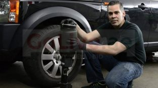 Land Rover Range Rover Air Suspension Hydraulic Jumping Change and fix all type of problems