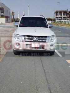 Mitsubishi Pajero GLS Full option 2014