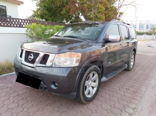 NISSAN ARMADA 2008 LE,GCC,SUNROOF,LEATHER SEATS