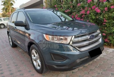 FORD EDGE 3.5L SE AWD V6 2016 GCC 31000KM ONLY ACCIDENT FREE UNDER WARRANTY