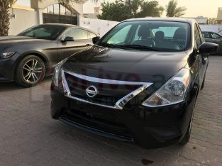 """FIXED PRICE ""NISSAN VERSA 2018 FULLY AUTOMATIC FRESH USA IMPORTED , CUSTOM PAPER"
