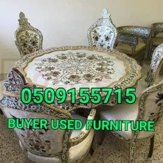 0509155715 BEST USED FURNITURE BUYER HOME APPLINCESS IN UAE