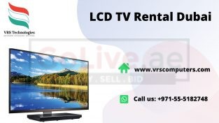 Hire TV Rental Services in Dubai at VRS Technologies