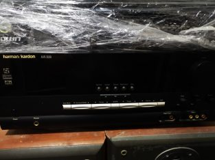 Harman kardon AVR 3550 amplifier