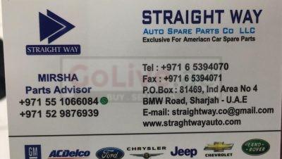 Straight Way Auto Spare Parts TR ( American Cars Parts )