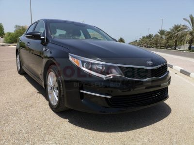 KIA OPTIMA 2017 FULL AUTOMATIC MID OPTION , FRESH IMPORTED , CUSTOM DOCUMENTS