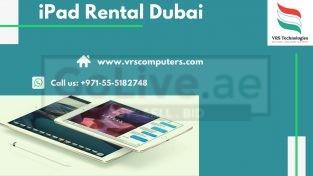 Get Affordable iPads for Rental in Dubai UAE