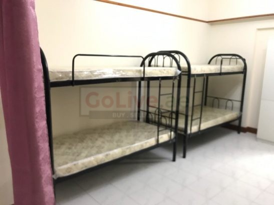 Bed Space Satwa |350 AED| 056 326 0042|DEWA-Wifi