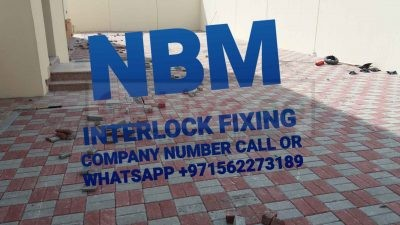 interlock fixing company in ajman dubai sharje