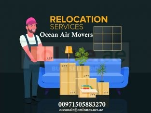 Moving, Packing and Relocation Services