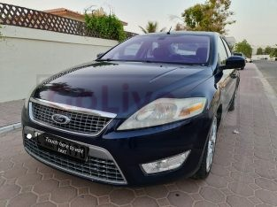 FORD MONDEO 2009 GCC SPECIFICATION PERFECT CONDTION