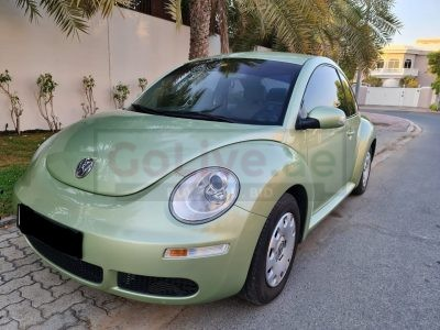 VOLKSWAGEN BEETLE 2007 GCC ACCIDENT FREE,PERFECT CONDITION , AJANCY MAINTAIN