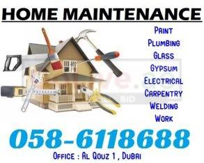 Al Shiba Technical Services LLC Dubai | Property Maintenance Company in Dubai