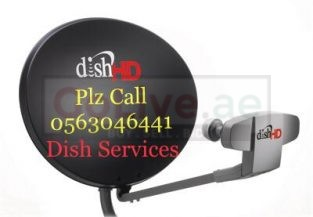 Jumiehra satellite Dish tv Antenna Services 0563046441 installation