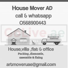 A R T movers in abudhabi providing best & quality moving service call & whatsapp 0568900443.