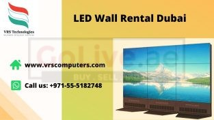 LED Wall Rental in Dubai for Both Indoor and Outdoor