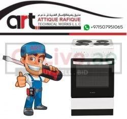 Cooker Repair Service , Cooking range and Oven Repair in Dubai