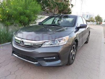 HONDA ACCORD 2017,MID OPTION,FRESH IMPORT,PERFECT CONDITION