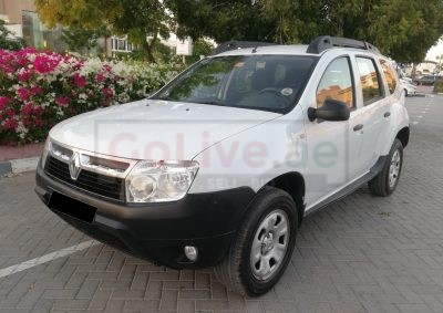 RENAULT DUSTER 2015,GCC,ACCIDENT FREE,BASIC OPTION