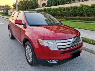 """ FIXED PRICE "" FORD EDGE LIMITED AWD FULL OPTION 2010 GCC GOOD CONDITION"
