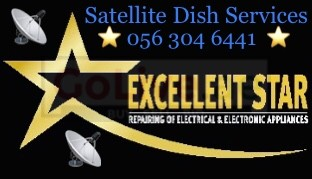 Satellite Dish tv Antenna installation in Dubai 0563046441