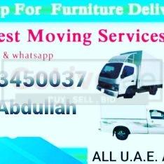 1 Ton Pickup Rental In Business Bay 0553450037