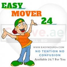 Easy Movers And Packers In Dubai