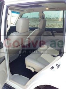 Pajero full option 2014 GCC