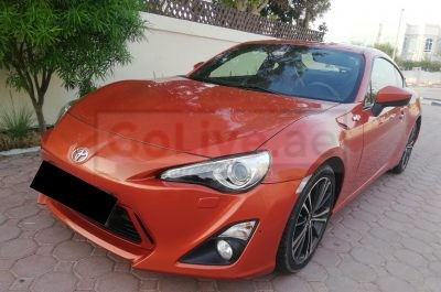 TOYOTA 86 2015 VTX TOP OPTION SPORTS LOW MILEAGE ACCIDENT FREE SINGLE OWNER AGENCY MAINTAINED