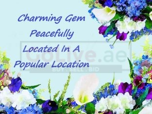 Charming Gem Peacefully Located In A Popular Location