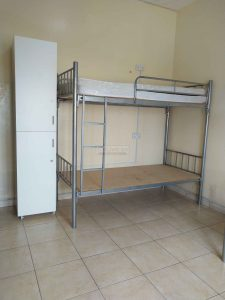 CHEAP AND BEST BED SPACE FOR LADIES / ROOM at 650/-
