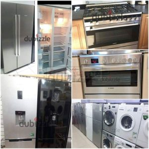 home applinces used and brand new
