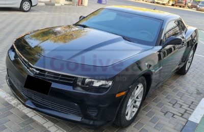 CHEVROLET CAMARO LT 2015,V6 ENGINE,SPORTS,MID OPTION,FRESH IMPORT