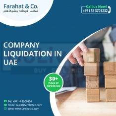 Need to Liquidate a Company – Company Liquidation in Dubai