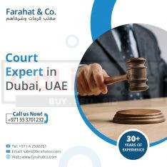 Court Expert in Dubai | Expert Witnesses