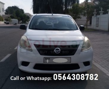 For SALE #NISSAN SUNNY 1.5 SL 4.0L GCC FIRST OWNER