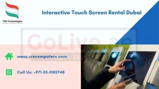 Where Can I Get Best Touch Screen Rentals in Dubai?
