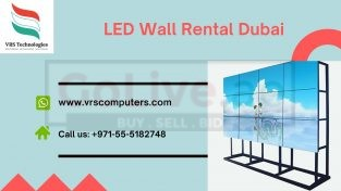 Where Can I Get Best Video Wall Rentals in Dubai?