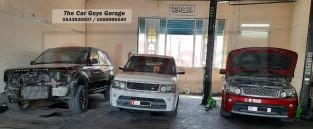 German European & American Car Repair & Service Dubai