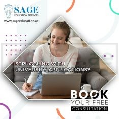 Education Consultant in Dubai