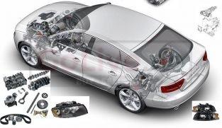 AUDI USED AUTO SPARE PARTS DEALER ( SHARJAH PARTS MARKET )
