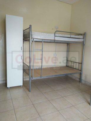 BED SPACE FOR LADIES 700/- / FAMILY ROOM at 2400/- AT BURDUBAI