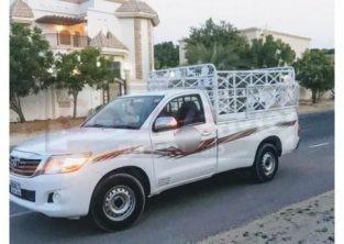 Pickup truck for rent in Dubai marina 0567172175